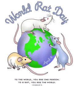 CPB - World Rat Day Logo