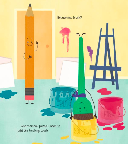 celebrate-picture-books-picture-book-review-pencil's-perfect-picture-dipping