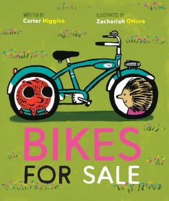 celebrate-picture-books-picture-book-review-bikes-for-sale-cover