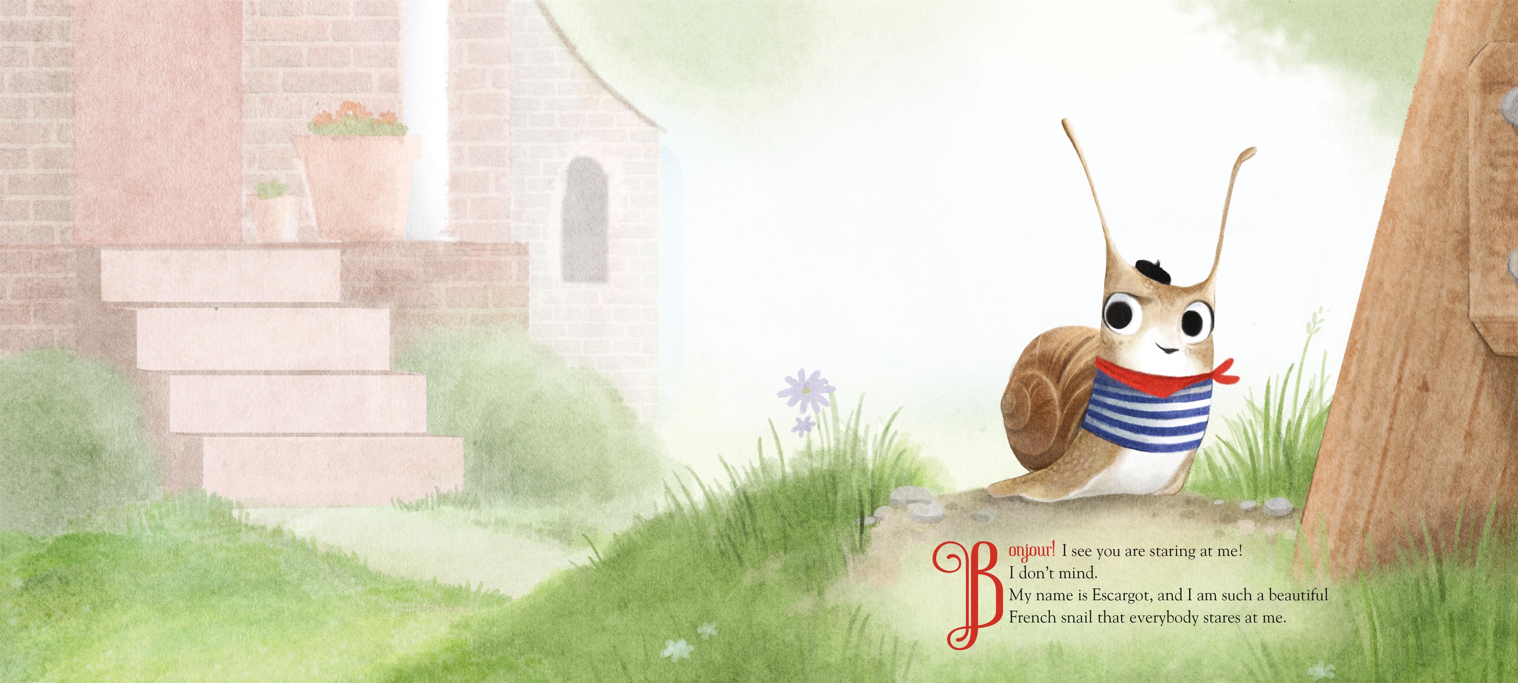 celebrate-picture-books-picture-book-review-escargot-bonjour