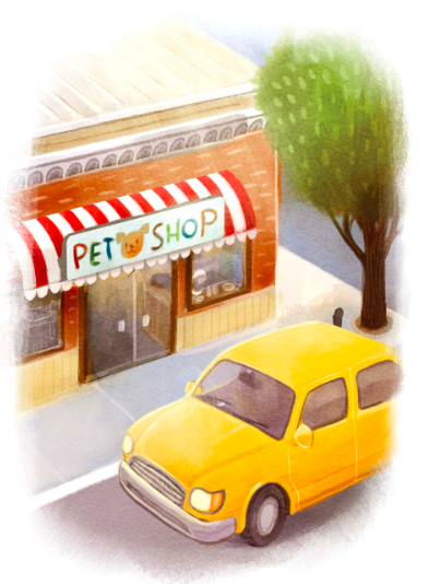 celebrate-picture-books-picture-book-review-tip-and-tucker-road-trip-pet-shop