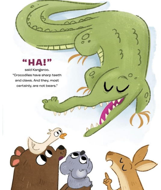 celebrate-picture-books-picture-book-review-koala-is-not-a-bear-crocodile