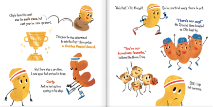 celebrate-picture-books-picture-book-review-chip-and-curly-practicing