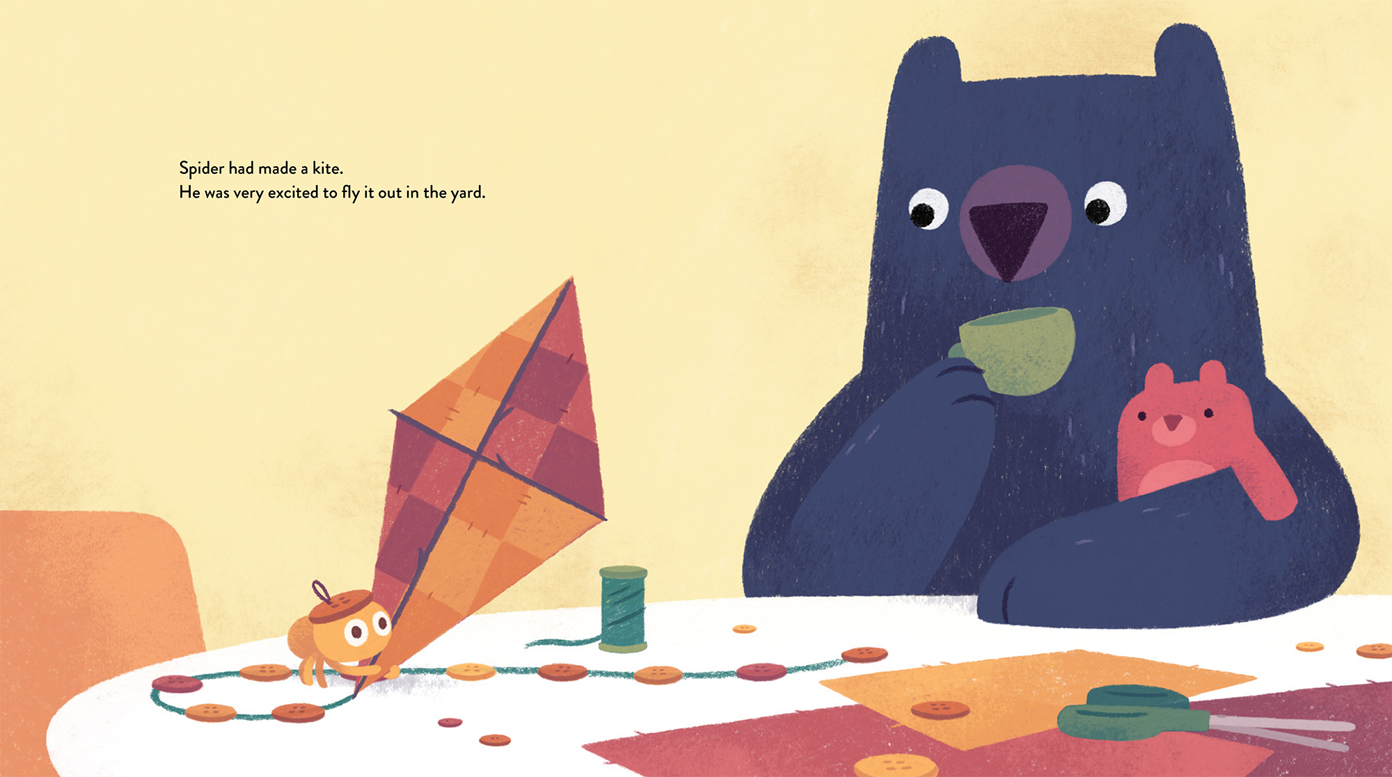 celebrate-picture-books-picture-book-review-bear-out-there-new-kite