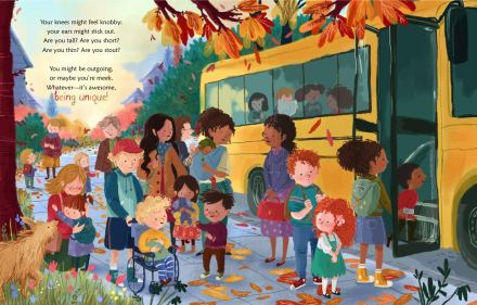 celebrate-picture-books-picture-book-review-there's-only-one-you-bus