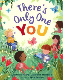 celebrate-picture-books-picture-book-review-there's-only-one-you-cover