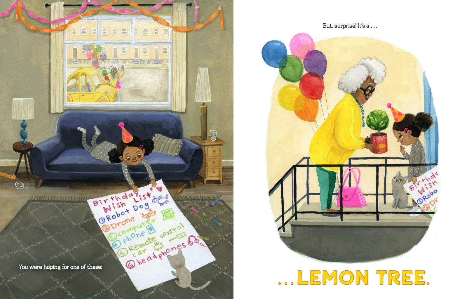 celebrate-picture-books-picture-book-review-when-grandma-gives-you-a-lemon-tree-birthday