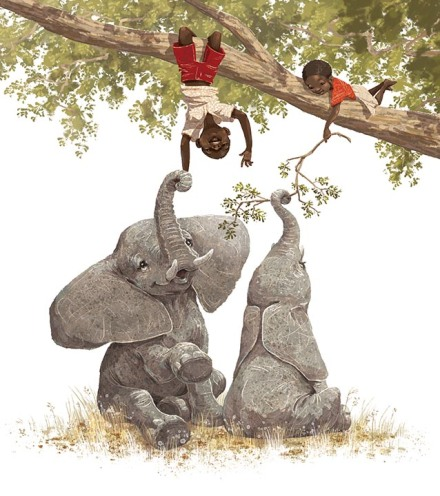 celebrate-picture-books-picture-book-review-our-elephant-neighbors-meeting