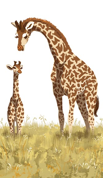 celebrate-picture-books-picture-book-review-juma-the-giraffe-juma-and-mama