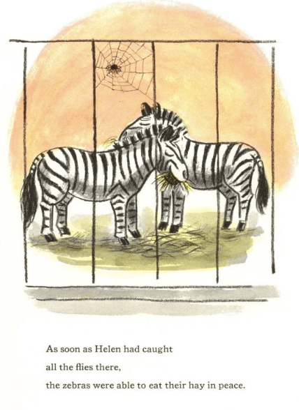 celebrate-picture-books-picture-book-review-be-nice-to-spiders-zebras