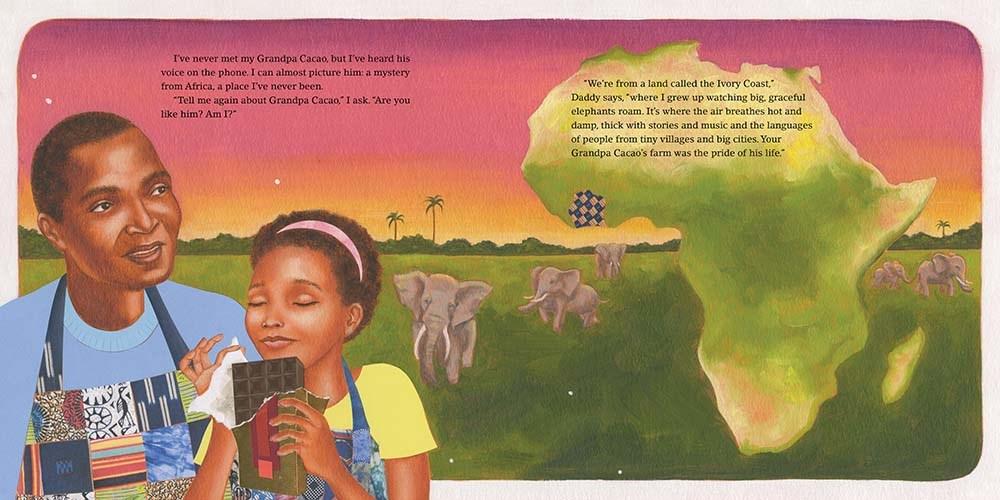 celebrate-picture-books-picture-book-review-grandpa-cacao-africa
