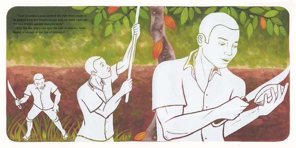 celebrate-picture-books-picture-book-review-grandpa-cacao-ripe-fruit