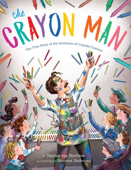 celebrate-picture-books-picture-book-review-the-crayon-man-cover