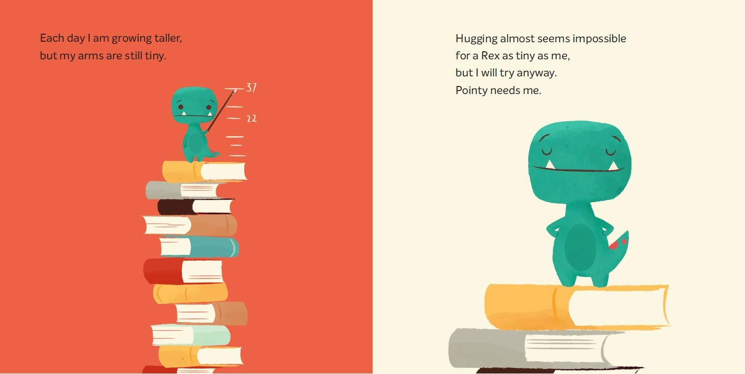 celebrate-picture-books-picture-book-review-tiny-t-rex-and-the-impossible-hug-growing