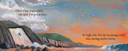 celebrate-picture-books-picture-book-review-I-am-the-rain-waterfall