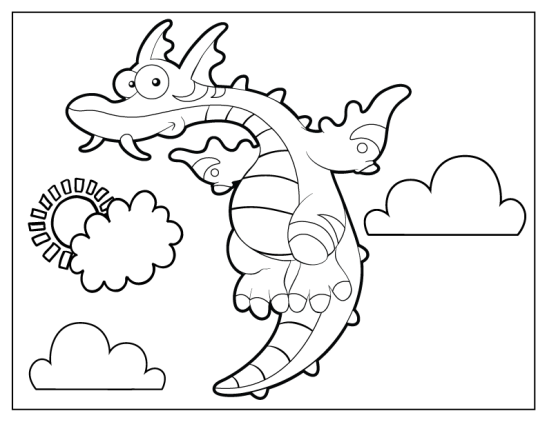 celebrate-picture-books-picture-book-review-Dragon-coloring-page