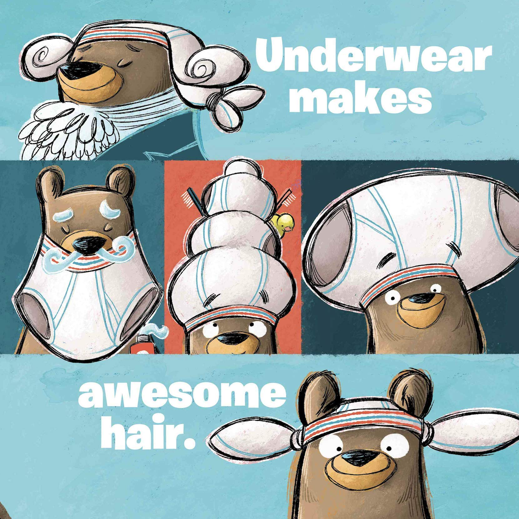 celebrate-picture-books-picture-book-review-underwear!-hair-styles