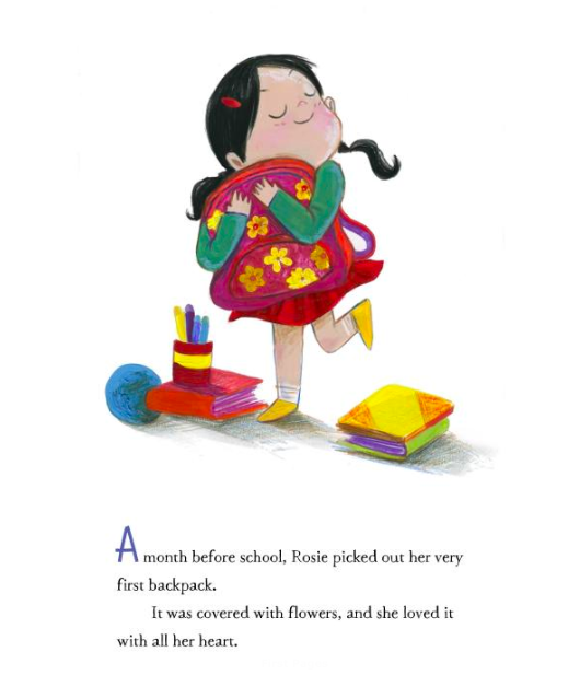 celebrate-picture-books-picture-book-review-butterflies-on-the-first-day-of-school-backpack