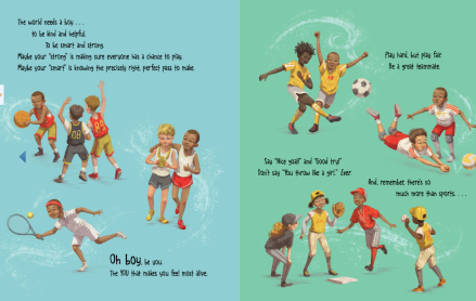 celebrate-picture-books-picture-book-review-a-boy-like-you-sports