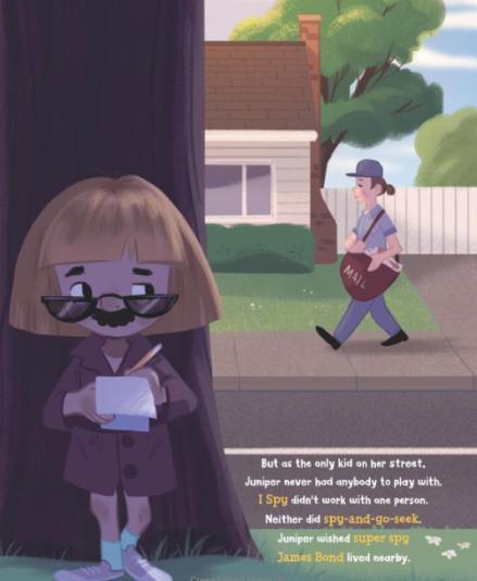 celebrate-picture-books-picture-book-review-juniper-kai-super-spy-disguise