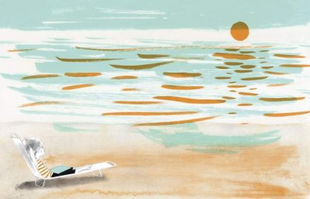 celebrate-picture-books-picture-book-review-albert's-quiet-quest-beach
