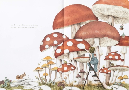 celebrate-picture-books-picture-book-review-maybe-mushroom