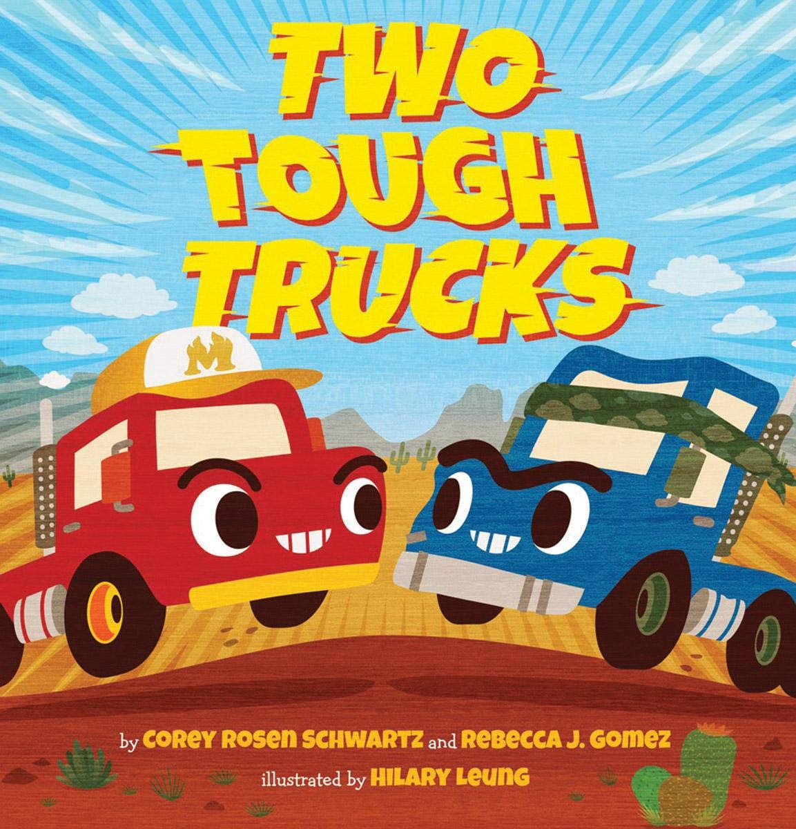 celebrate-picture-books-picture-book-review-two-tough-trucks-cover
