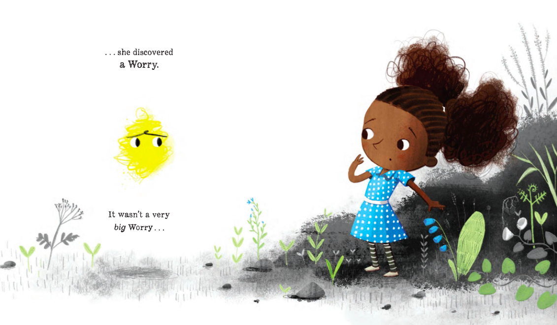 Picture Books about Worrying |