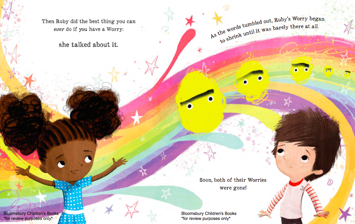 celebrate-picture-books-picture-book-review-ruby-finds-a-worry-disappearing-worry