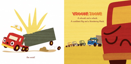 celebrate-picture-books-picture-book-review-two-tough-trucks-blundering-mack
