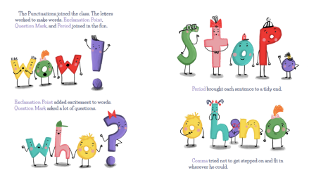 celebrate-picture-books-picture-book-review-the-day-punctuation-came-to-town-roles