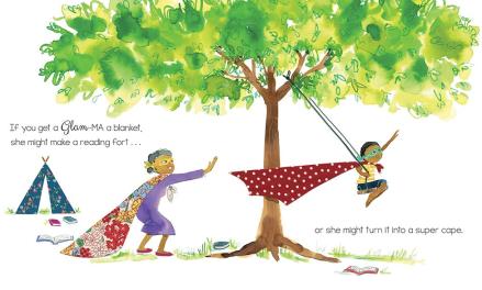 celebrate-picture-books-picture-book-review-i-love-my-glamma-fort