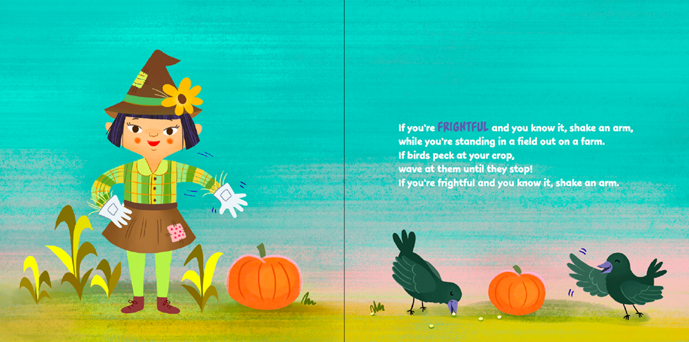 celebrate-picture-books-picture-book-review-if-you're-scary-and-you-know-it-scare-crow