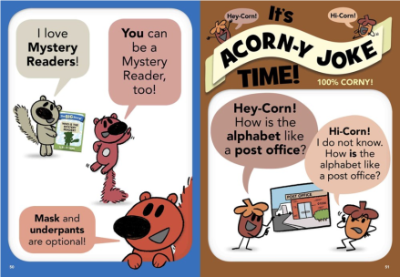 celebrate-picture-books-picture-book-review-who-is-the-mystery-squirrel-acorny-joke