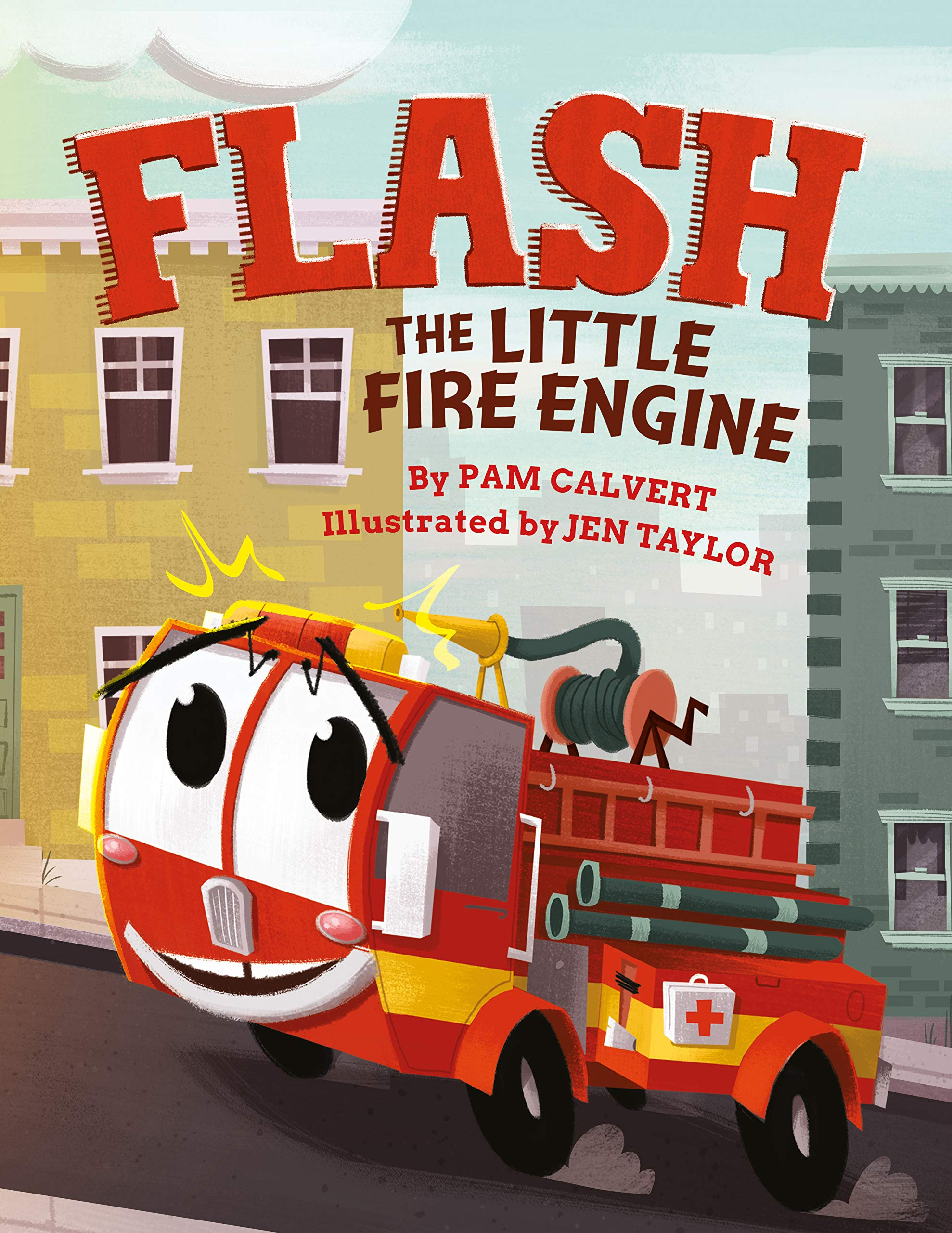 celebrate-picture-books-picture-book-review-flash-the-little-fire-engine-cover