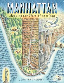 celebrate-picture-books-picture-book-review-manhattan-mapping-the-story-of-an-island-cover