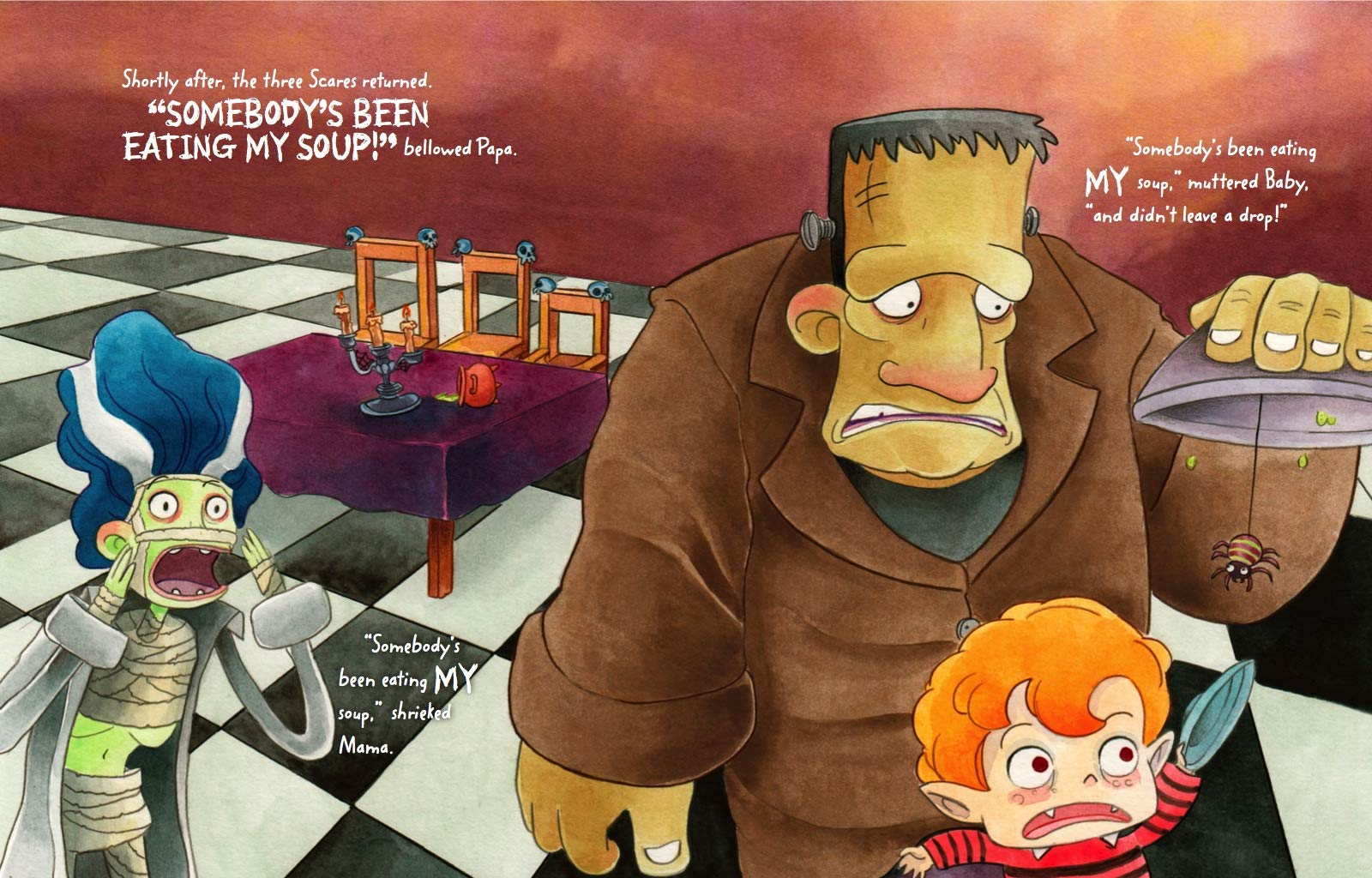 celebrate-picture-books-picture-book-review-moldilocks-and-the-three-scares-soup-eaten