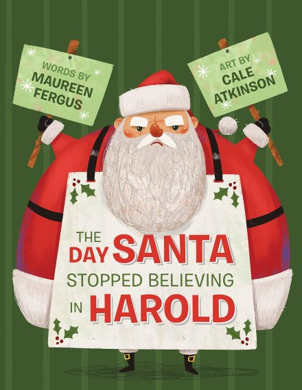 celebrate-picture-books-picture-book-review-the-day-santa-stopped-believing-in-harold-cover