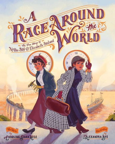 celebrate-picture-books-picture-book-review-the-race-around-the-world-cover