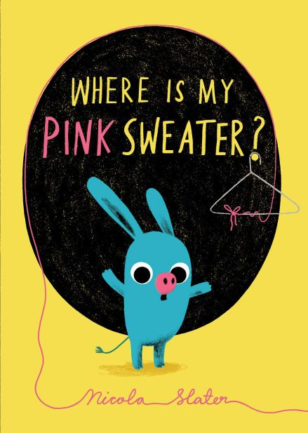 celebrate-picture-books-picture-book-review-where-is-my-pink-sweater-cover