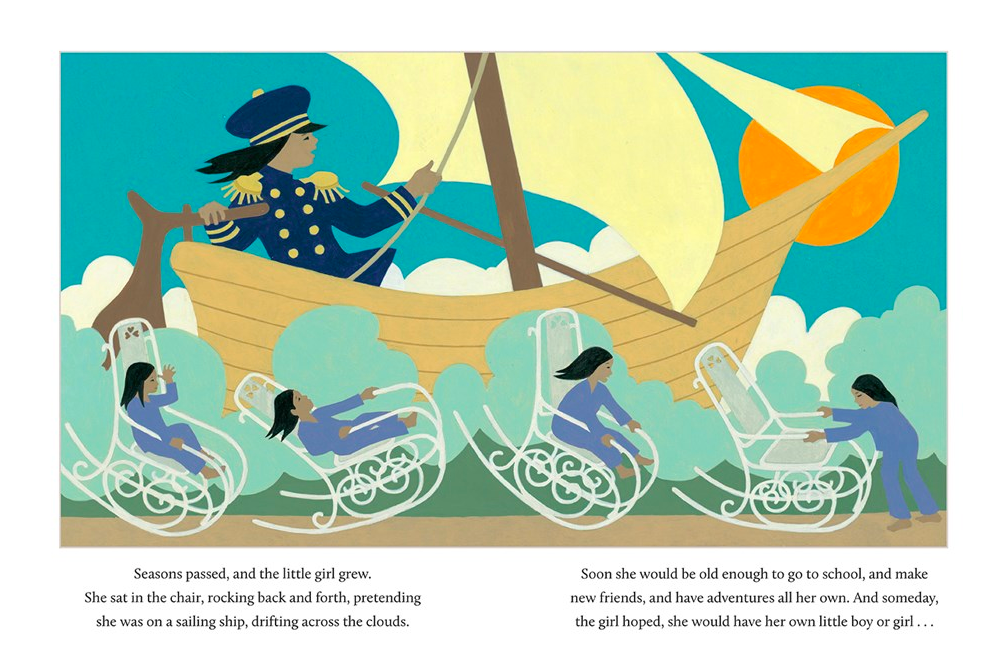 celebrate-picture-books-picture-book-review-love-and-the-rocking-chair-ship