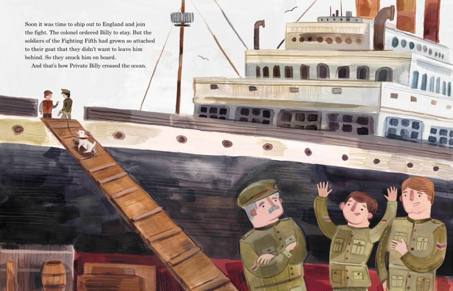celebrate-picture-books-picture-book-review-sergeant-billy-ship