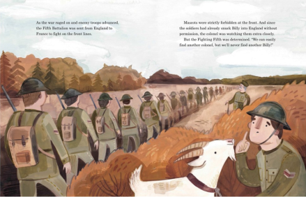 celebrate-picture-books-picture-book-review-sergeant-billy-fifth-fattlion
