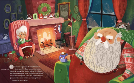celebrate-picture-books-picture-book-review-the-day-santa-stopped-believing-in-harold-Santa