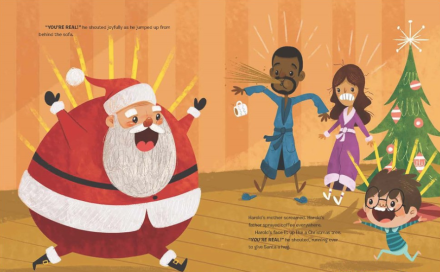 celebrate-picture-books-picture-book-review-the-day-santa-stopped-believing-in-harold-you're-real