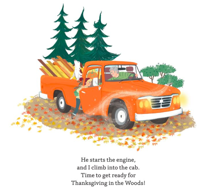 celebrate-picture-books-picture-book-review-thanksgiving-in-the-woods-grandpa