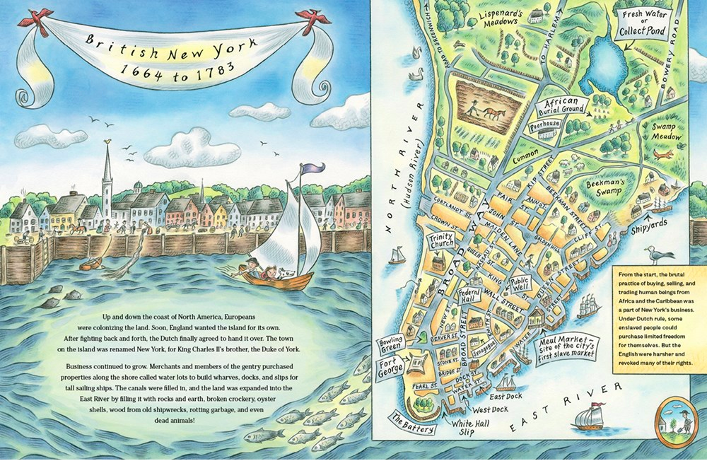 celebrate-picture-books-picture-book-review-manhattan-mapping-the-story-of-an-island-british-new-york
