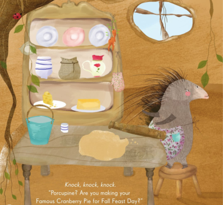 celebrate-picture-books-picture-book-review-porcupine's-pie-crust