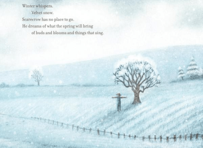 celebrate-picture-books-picture-book-review-the-scarecrow-winter