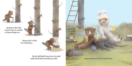 celebrate-picture-books-picture-book-review-crafty-llama-beaver